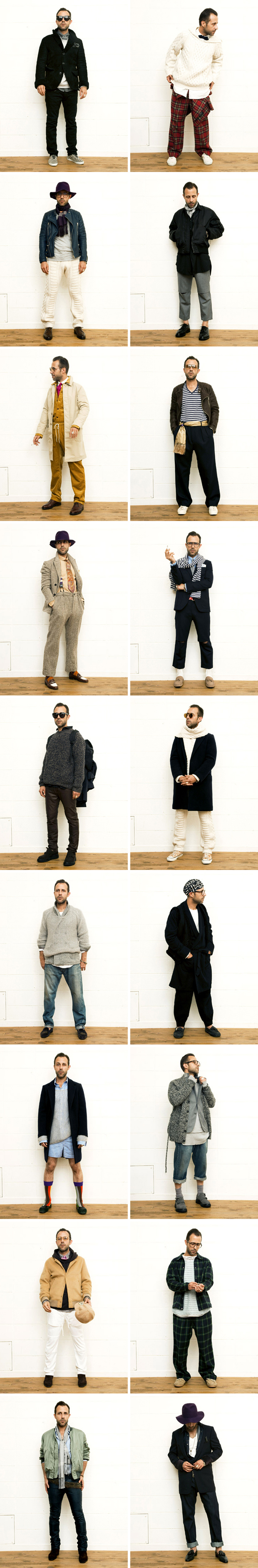 unused 2011 fallwinter collection