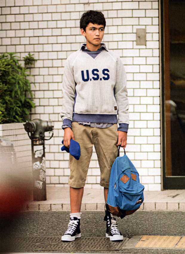 ursus bape 2011 fallwinter collection lookbook