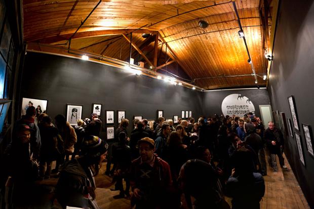 """Usugrow and Toshikazu Nozaka """"Oriental Elements"""" Exhibition @ Backwoods Gallery"""