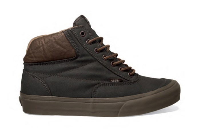 Vans California 2011 Fall Switchback CA Waxed Canvas