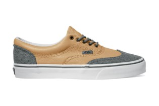 "Vans California ""'Wool Pack"" Era Wingtip"