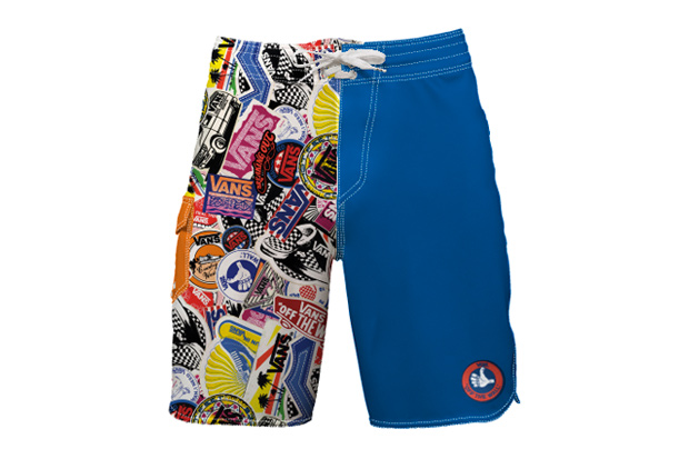 Vans Custom Boardshort Program