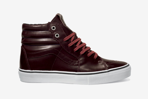 vans vault fall 2011 premio leather pack
