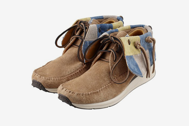 visvim 2011 Fall/Winter Footwear Collection
