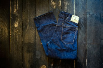 WAREHOUSE Heller's Café HC-035 Denim