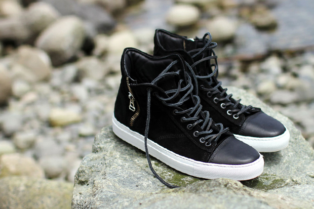 wings + horns 2011 Fall/Winter High Top Sneakers
