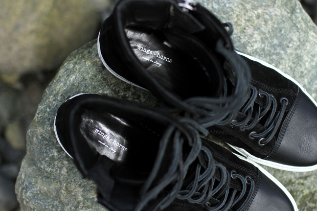 wings + horns 2011 Fall/Winter High Top Sneakers