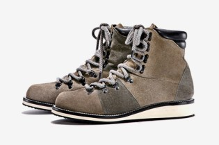 White Mountaineering 2011 Fall/Winter Footwear