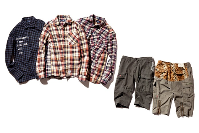 WTAPS Sneak Collection New Releases