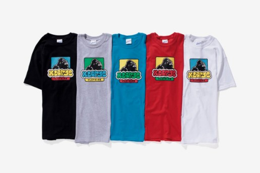 XLARGE x Haze T-Shirt Collection