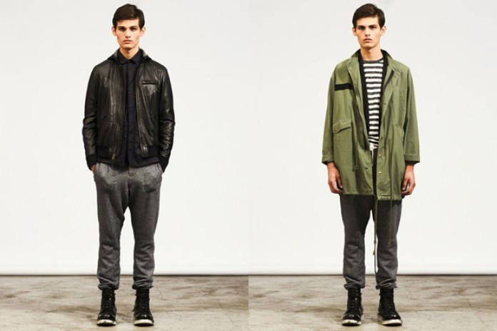 Yigal Azrouel 2012 Spring/Summer Collection