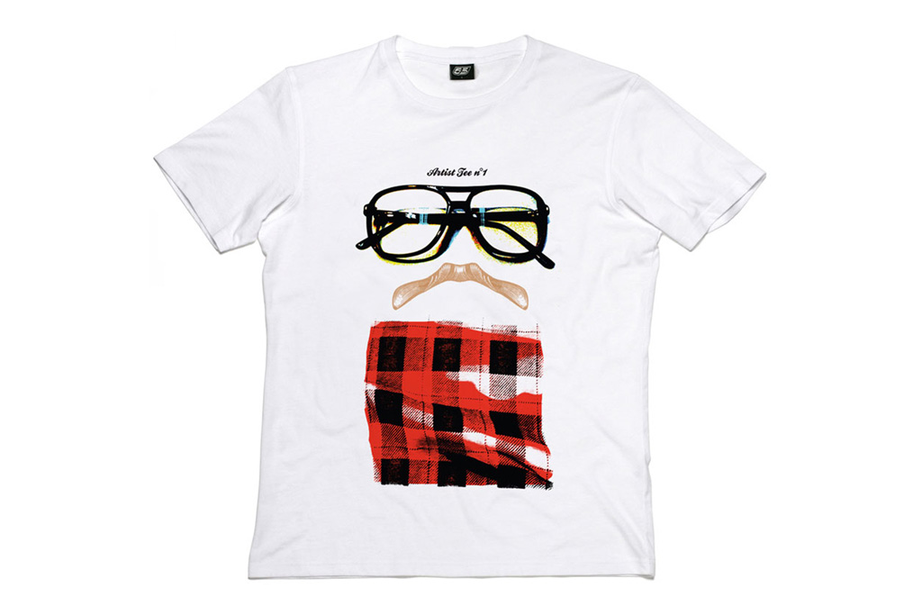 55 DSL x UNITED ARROWS Limited Edition T-Shirts