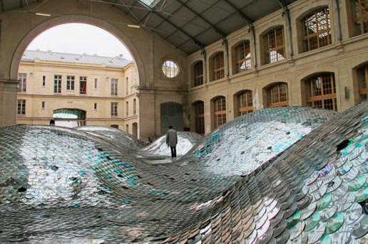 Waste Landscape Installation