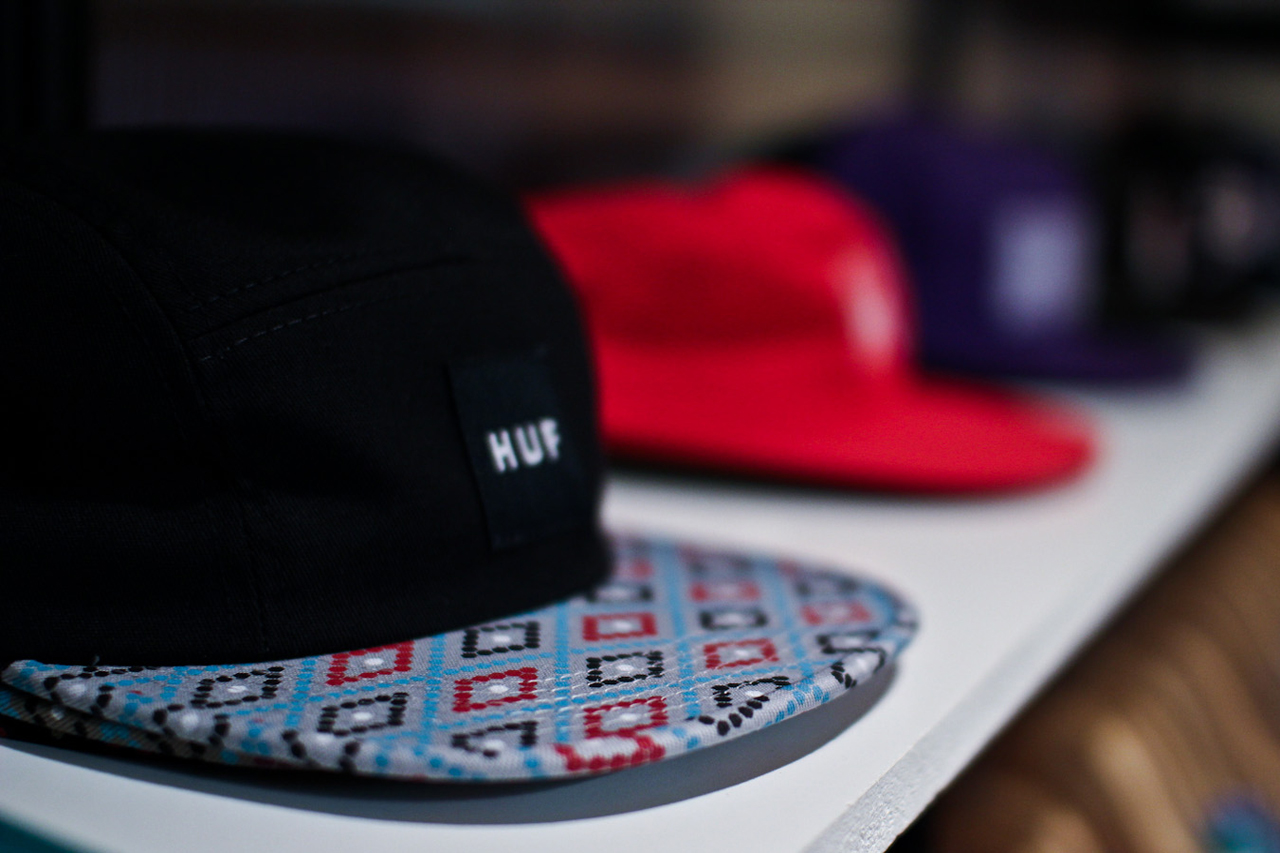 huf 2012 spring headwear preview