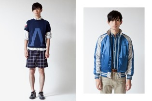 A Bathing Ape 2011 Fall/Winter Collection Lookbook