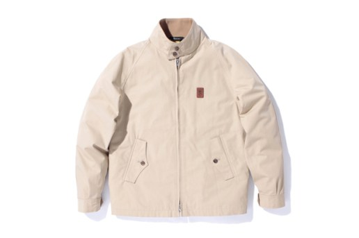 A Bathing Ape x Baracuta 2011 Fall G-4 Jacket