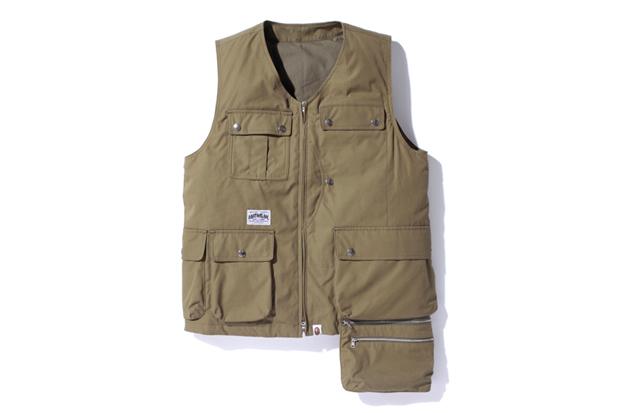 A Bathing Ape Fishing Vest