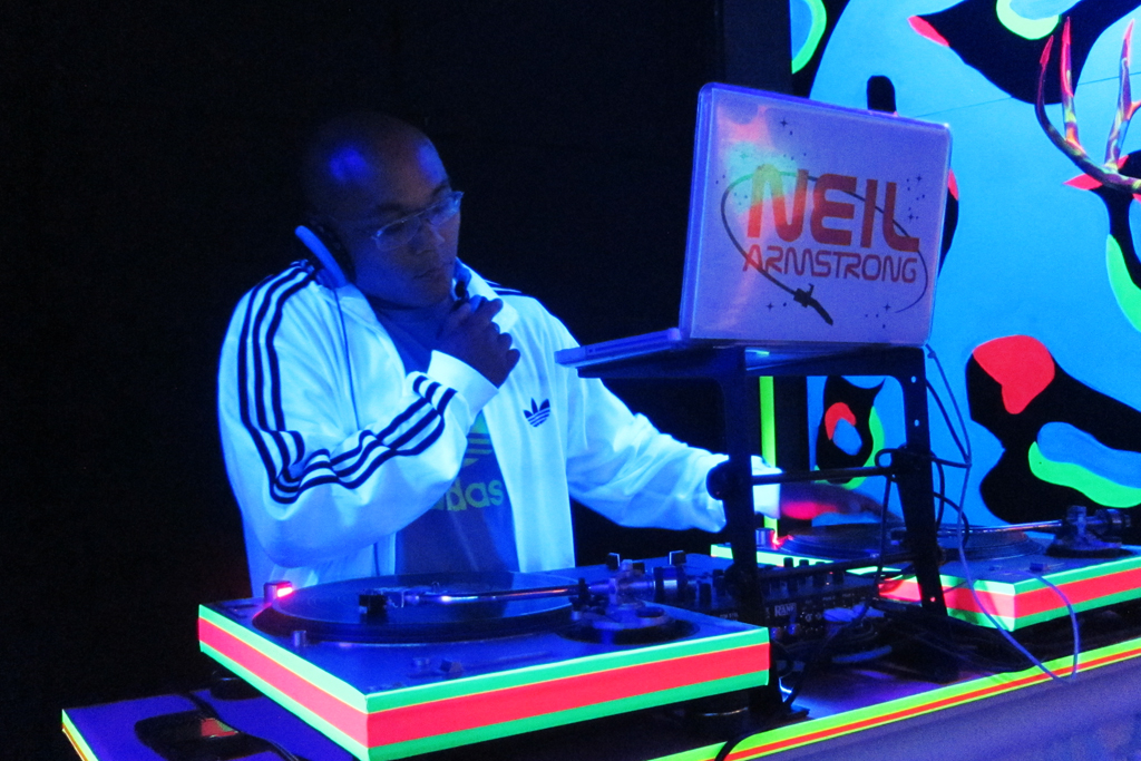 A Day With DJ Neil Armstrong
