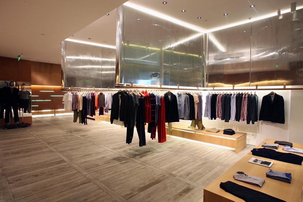 A.P.C. Beijing Store Opening