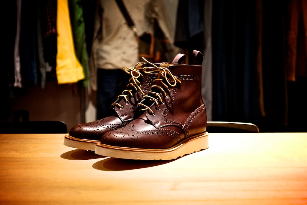 ACL & Co. x Mark McNairy Brogue Boots
