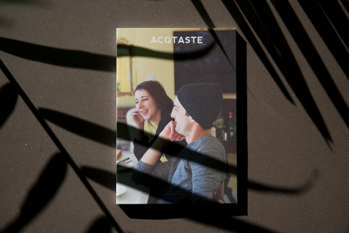 ACQTASTE Issue 1