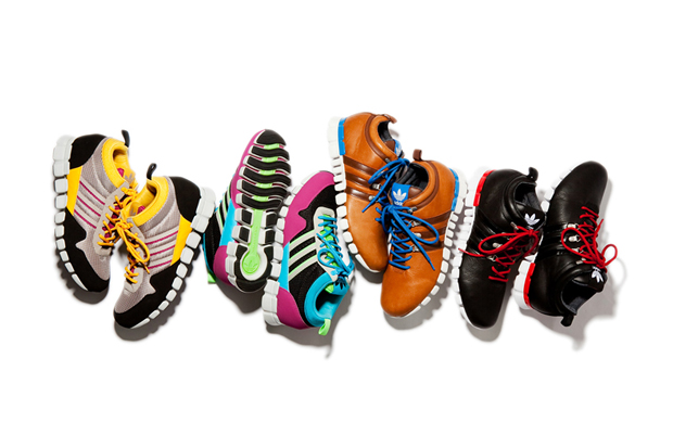 adidas Originals adiMEGA 2011 Fall/Winter Collection
