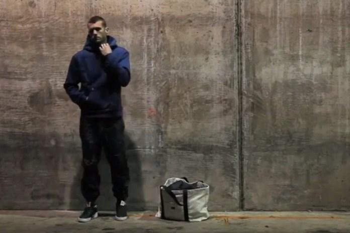 adidas Originals by Originals James Bond for David Beckham 2011 Fall/Winter Video Lookbook