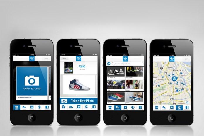 adidas Originals Launches iPhone App