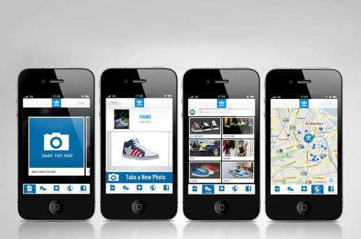 adidas Originals Launches iPhone App