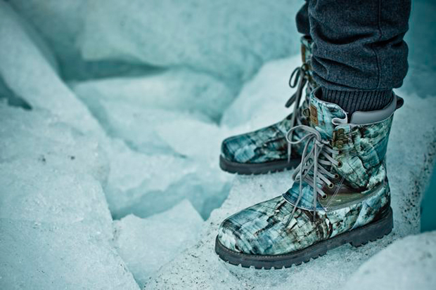 "Ransom x adidas Originals 2011 Fall/Winter The Crest ""Glacier"""