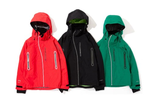 Stussy x AFDICEGEAR 2011 Fall/Winter GORE-TEX Jackets