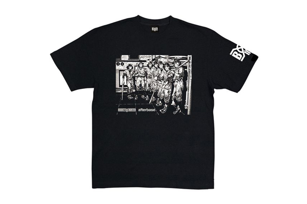 afterbase x BOUNTY HUNTER W-NAME T-Shirt