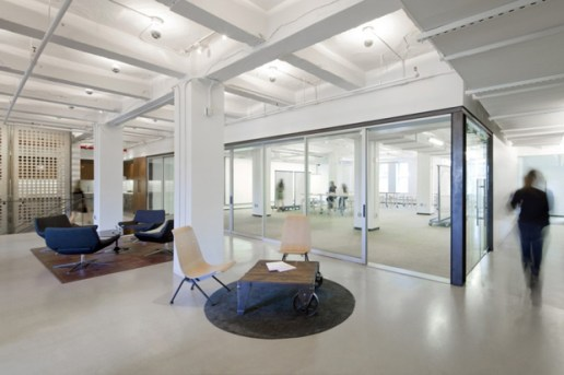 A+I Design Corp for SYPartners Office