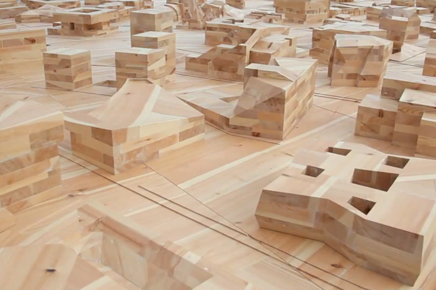 "Ai Weiwei ""Art/Architecture"" Exhibition Video"