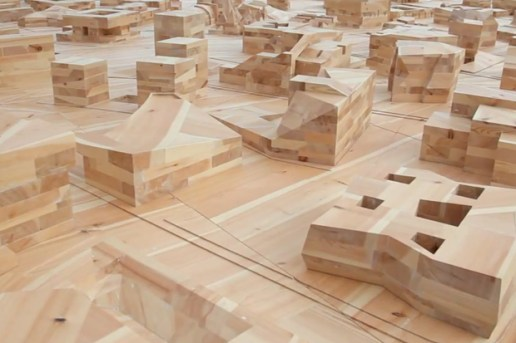 "Ai Weiwei ""Art/Architecture"" Exhibition Video"
