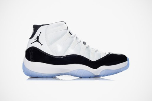"Air Jordan 11 ""Concord"" Retro Preview"