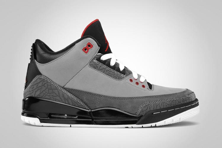 """Air Jordan 3 """"Stealth"""""""