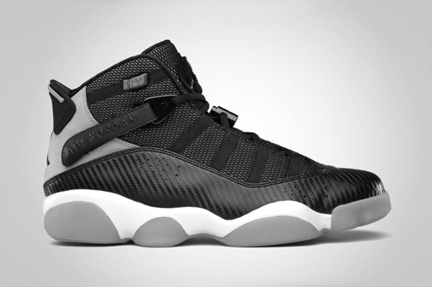 "Air Jordan 6 Rings ""Carbon Fiber"""