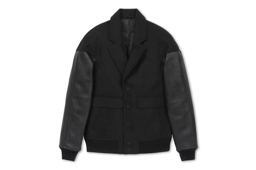 Alexander Wang Felt Jacket