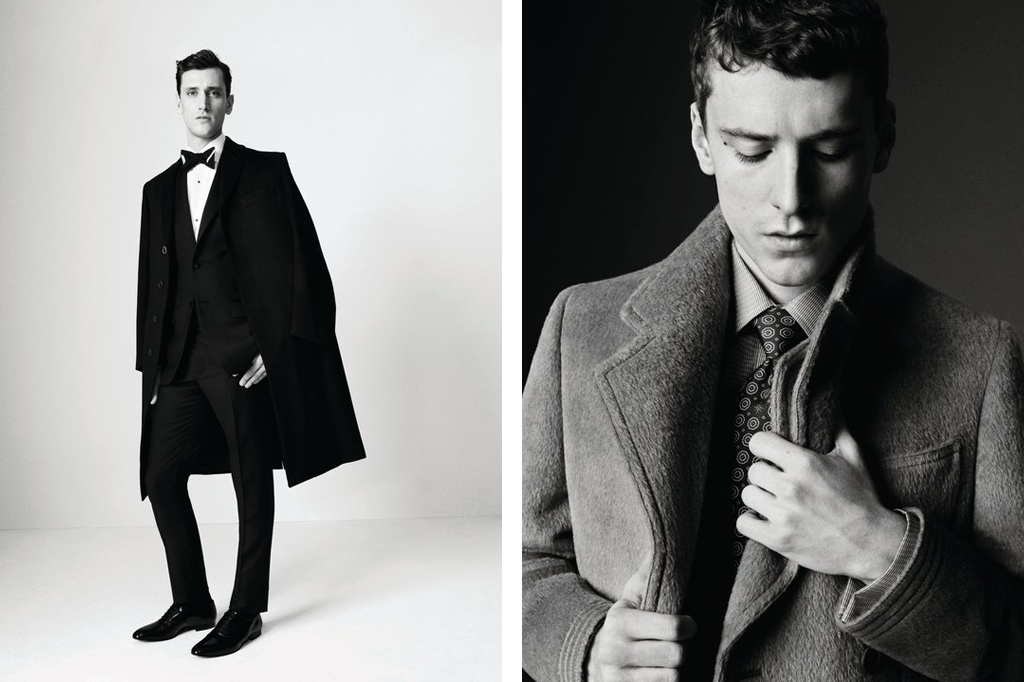 """Alfred Dunhill 2011 Fall/Winter """"The Home"""" Collection"""