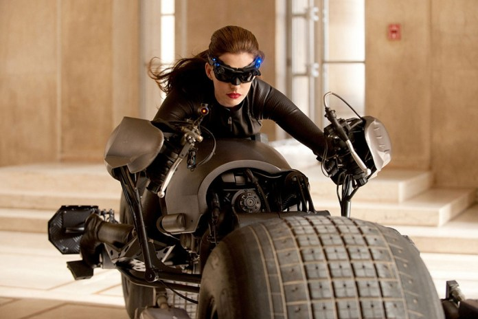 Anne Hathaway in The Dark Knight Rises Preview