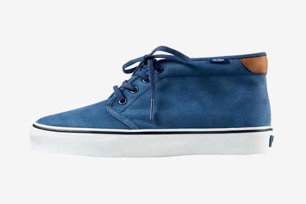 A.P.C. x Vans Vault Footwear