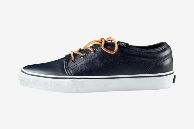 a p c x vans vault footwear