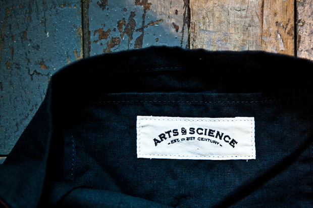 Arts & Science Combi Shoulder Bag