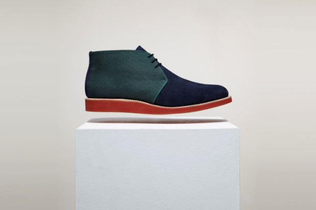 asos made in england 2011 fallwinter footwear collection
