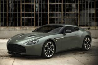 Aston Martin 2012 V12 Zagato