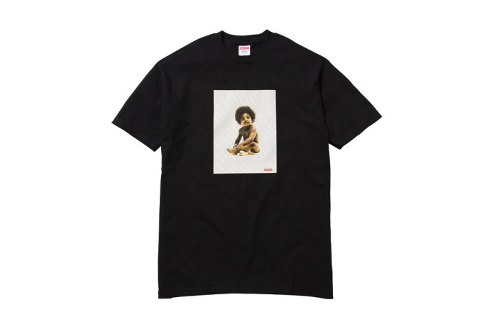 "Bad Boy Records x Supreme ""Biggie"" Collection"