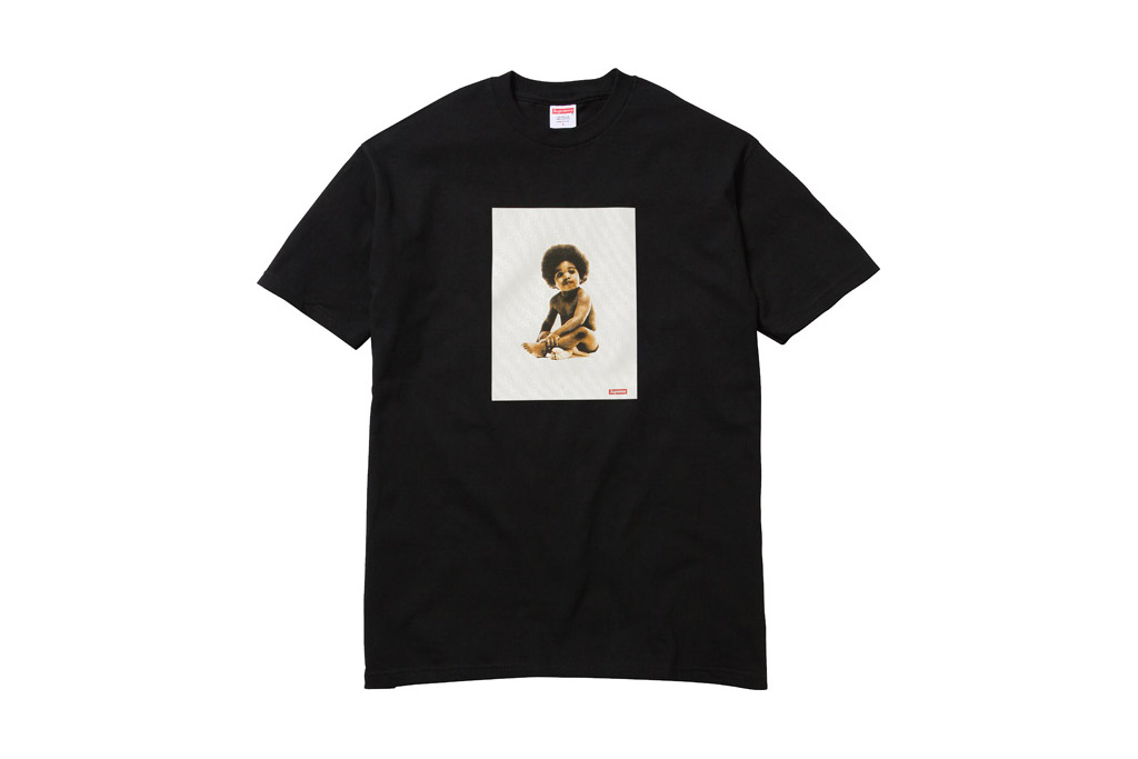 bad boy records x supreme biggie collection