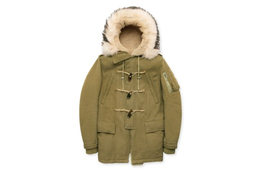 Balmain Duffle Coat