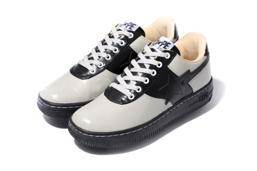 A Bathing Ape SADDLE BAPE STA